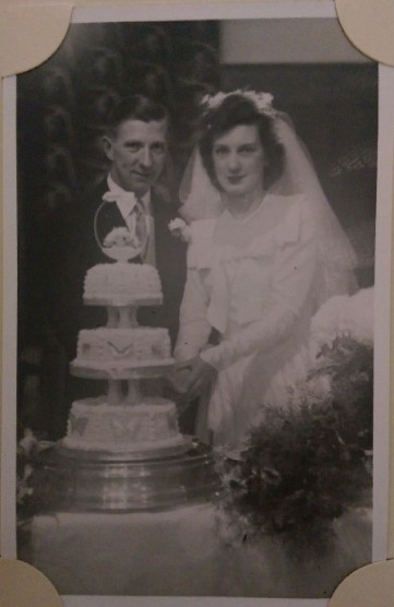 Muriel wedding photo